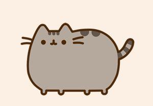 1lartu pusheen cat blank template imgflip