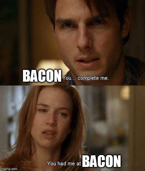 BACON BACON | made w/ Imgflip meme maker