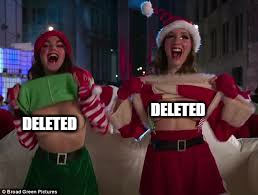 DELETED DELETED | made w/ Imgflip meme maker