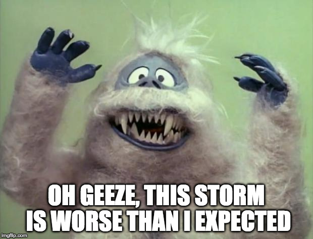 1lcnjs abominable snowman memes imgflip