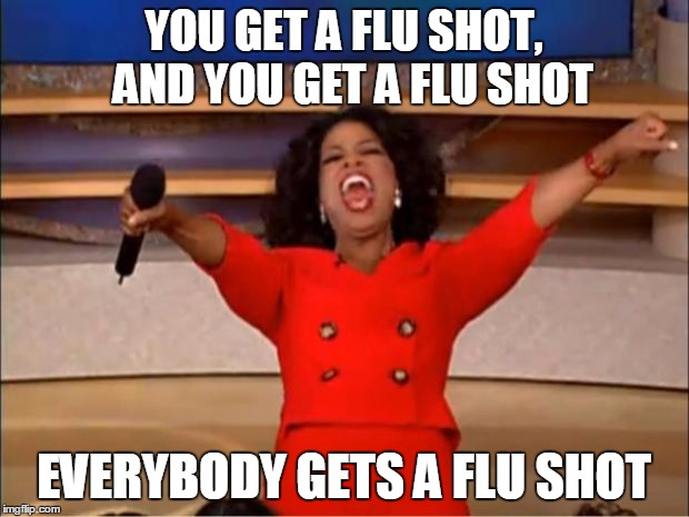 how to avoid getting the flu shot in ontario