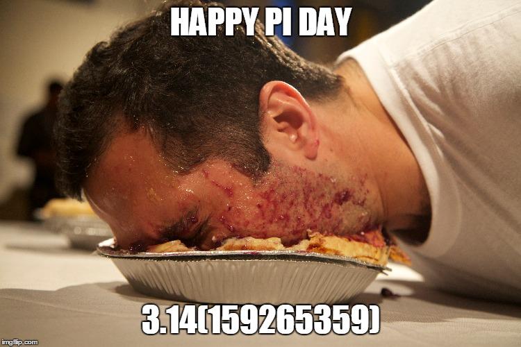 pi day meme 2020