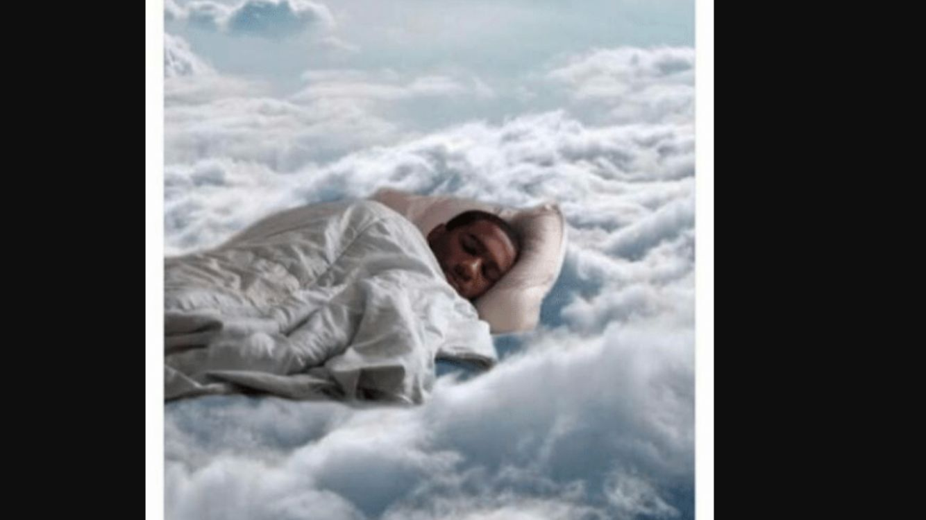 How i sleep knowing nobody is cheating on me meme template