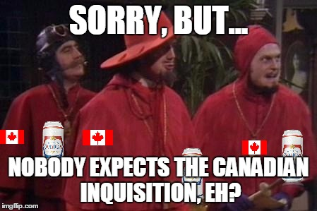 1ljsb2 nobody expects the spanish inquisition monty python imgflip,Spanish Inquisition Meme