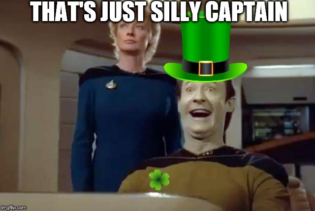THAT'S JUST SILLY CAPTAIN | made w/ Imgflip meme maker