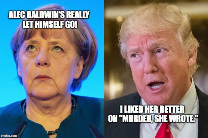 "Murder, She Wrote |  ALEC BALDWIN'S REALLY LET HIMSELF GO! I LIKED HER BETTER ON ""MURDER, SHE WROTE."" 