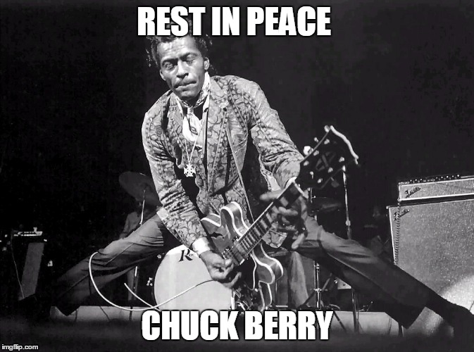 1lo996 image tagged in chuck berry,rest in peace,rock and roll,old time