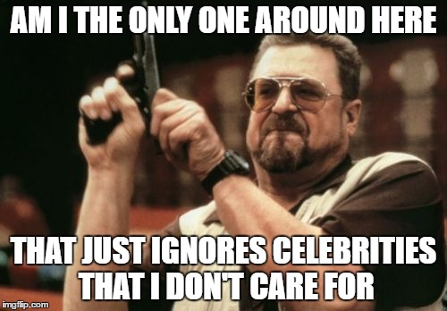 After seeing people here get into a huff over someone enjoying Amy Schumer's stand up routine