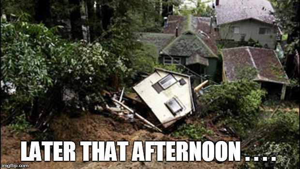 LATER THAT AFTERNOON . . . . | made w/ Imgflip meme maker