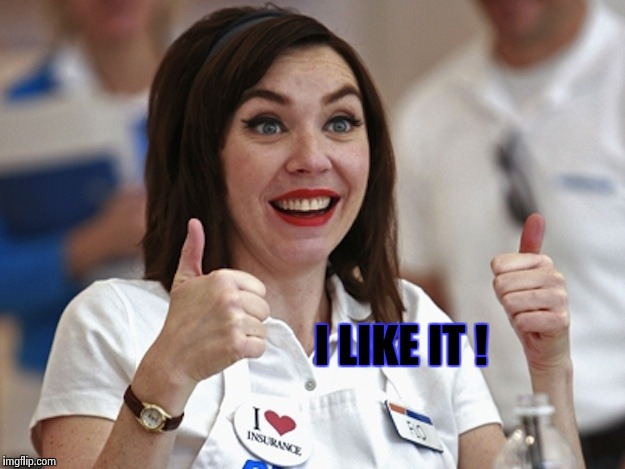 Flo from Progressive | I LIKE IT ! | image tagged in flo from progressive | made w/ Imgflip meme maker