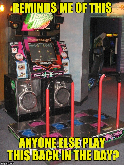 REMINDS ME OF THIS ANYONE ELSE PLAY THIS BACK IN THE DAY? | made w/ Imgflip meme maker