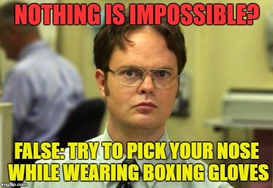 "Dwight Schrute - A Meme Inspired By ""KillYouHere"" 