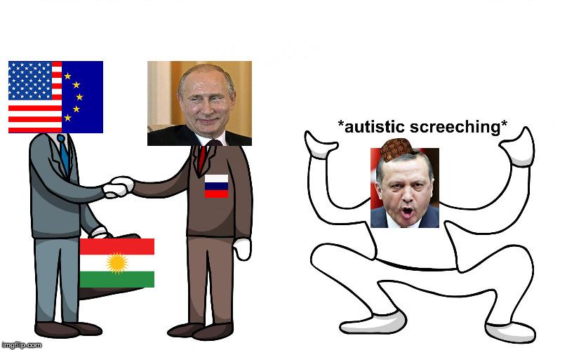 Autistic Screeching - Imgflip