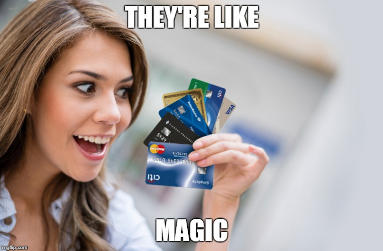 THEY'RE LIKE MAGIC | made w/ Imgflip meme maker
