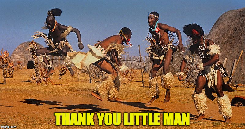 THANK YOU LITTLE MAN | made w/ Imgflip meme maker