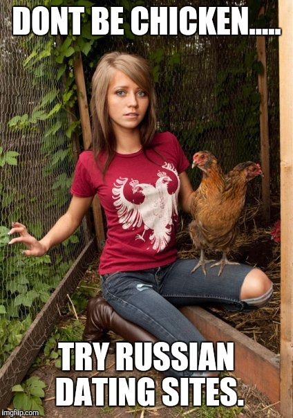 dating russian girl meme