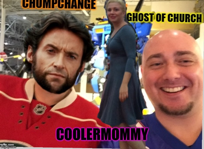 COOLERMOMMY | made w/ Imgflip meme maker