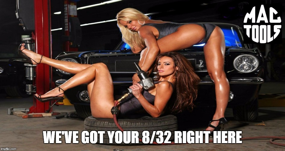 WE'VE GOT YOUR 8/32 RIGHT HERE | made w/ Imgflip meme maker