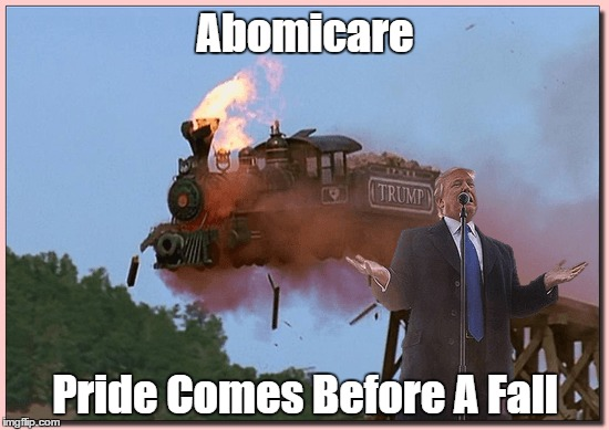Abomicare Pride Comes Before A Fall | made w/ Imgflip meme maker