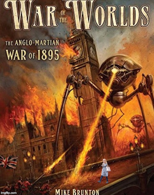 """war of the worlds novel essay The war of the worlds: essay by nora rossi the """"war of the worlds"""" radio-play was the brainchild of orson welles, a talented, 23-year-old actor."""