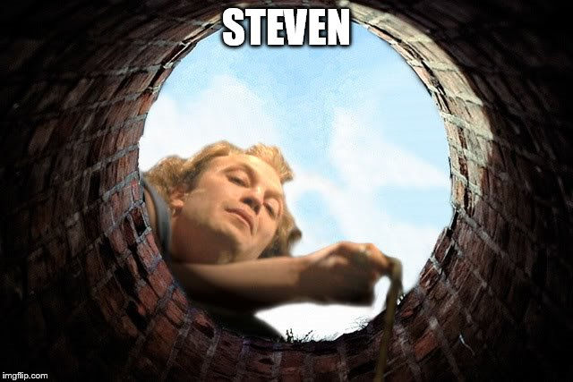 STEVEN | made w/ Imgflip meme maker