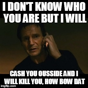 "Is the ""cash me"" craze over? 