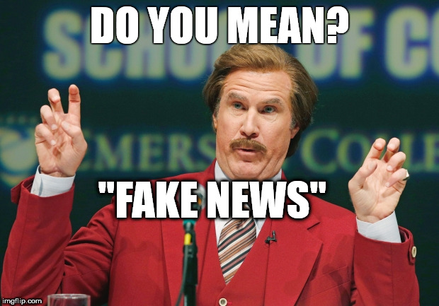 "Fake News | DO YOU MEAN? ""FAKE NEWS"" 