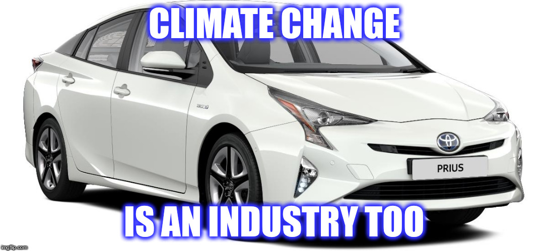 "I'm not a ""Denier""... but they're getting rich from fleecing the public! 