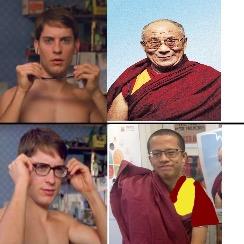 Peter Parker Glasses Memes Imgflip