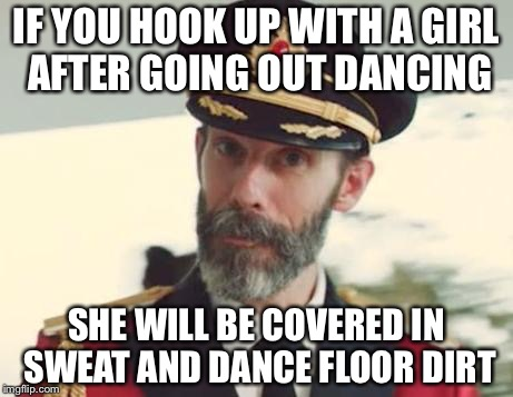 "Thats Why They Say ""Dirty Dancing"" 