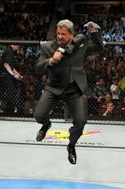 Ufc Bruce Buffer It S Time Blank Template Imgflip