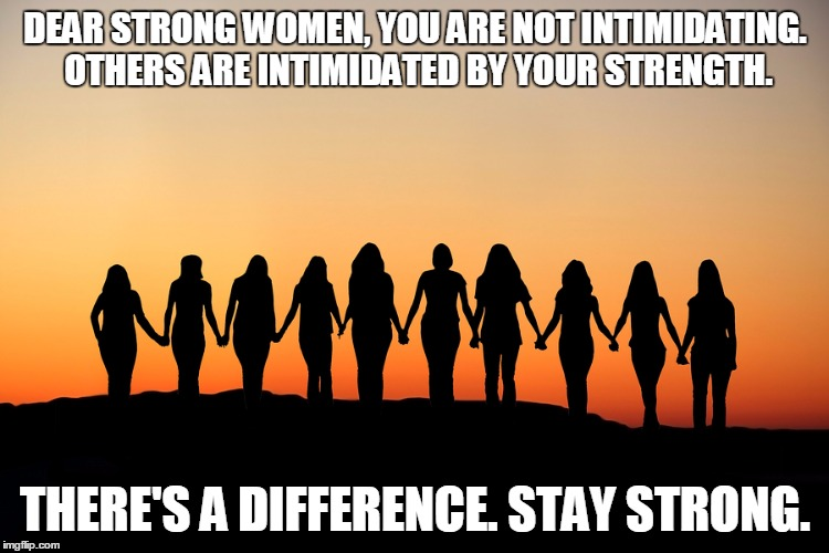 Image result for strong women meme