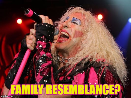 FAMILY RESEMBLANCE? | made w/ Imgflip meme maker