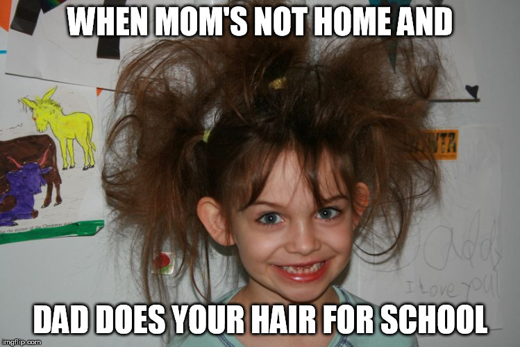 1mfsbk image tagged in crazy hair girl imgflip
