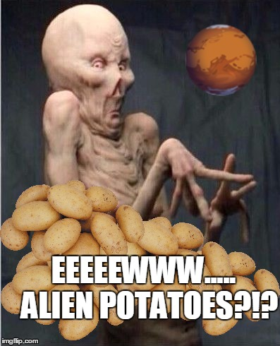1mg5aq grossed out alien meme generator imgflip