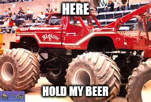 HERE HOLD MY BEER | made w/ Imgflip meme maker