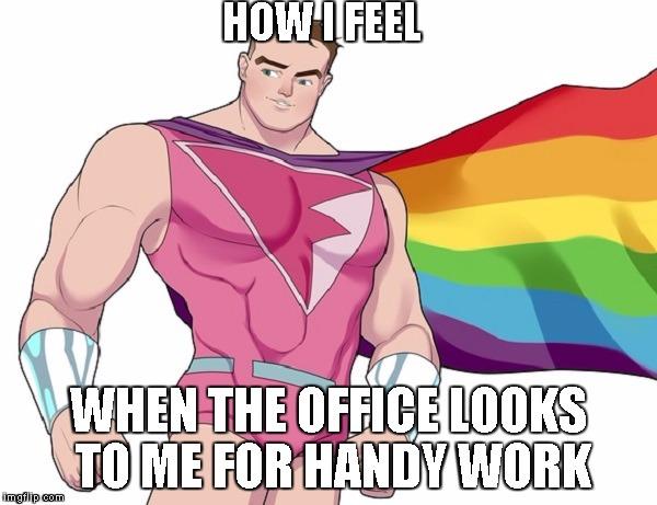Gay Super Gay