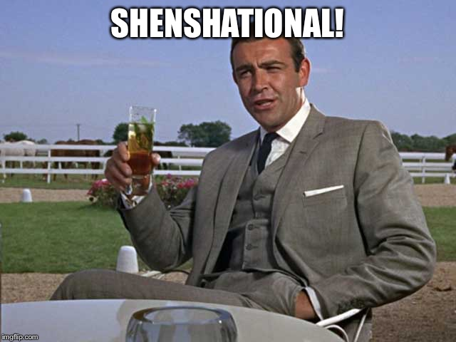 SHENSHATIONAL! | made w/ Imgflip meme maker
