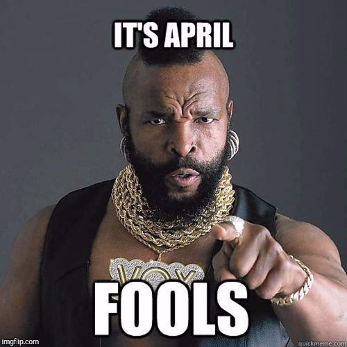 E | image tagged in pity the april fool | made w/ Imgflip meme maker