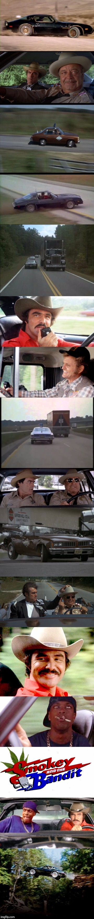 SORRYSALLY | . | image tagged in smokey and the bandit,funny | made w/ Imgflip meme maker