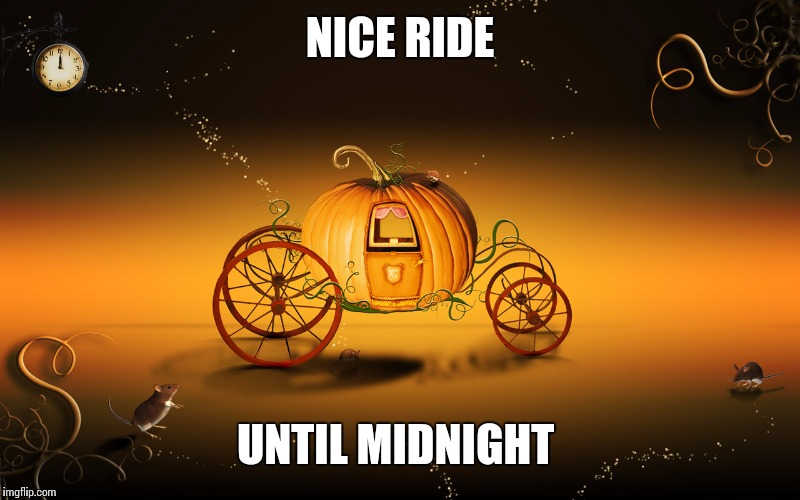 NICE RIDE UNTIL MIDNIGHT | made w/ Imgflip meme maker