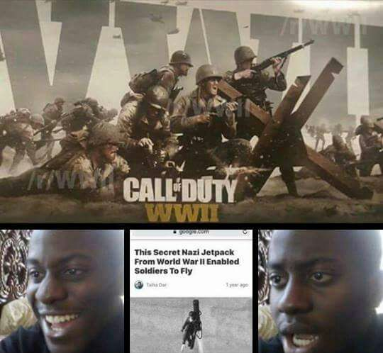 1mky5l call of duty ww2 no exojumps right? blank template imgflip