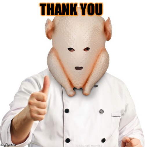 THANK YOU | made w/ Imgflip meme maker