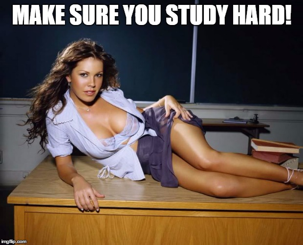 MAKE SURE YOU STUDY HARD! | made w/ Imgflip meme maker