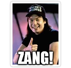 ZANG! | made w/ Imgflip meme maker
