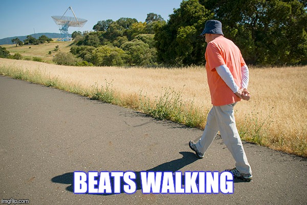 BEATS WALKING | made w/ Imgflip meme maker