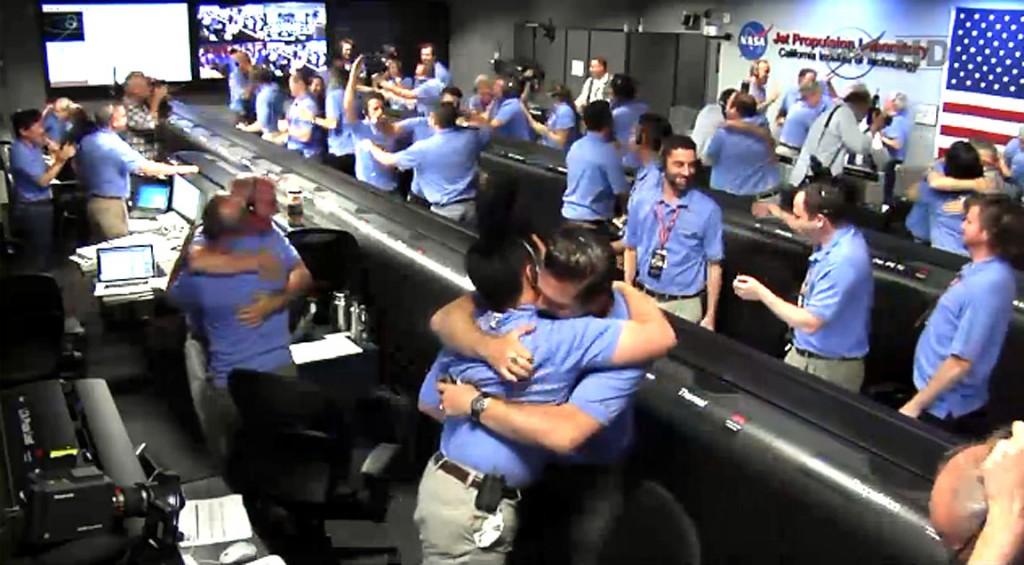 mars landing reaction - photo #20