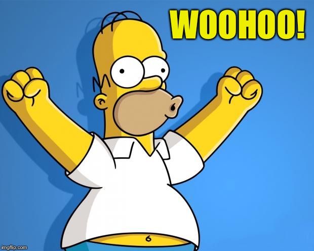 WOOHOO! | made w/ Imgflip meme maker