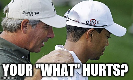 "Freddie and Tiger | YOUR ""WHAT"" HURTS? 