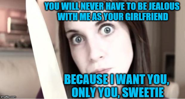 Overly attached girlfriend is jealous--a Socrates and ...
